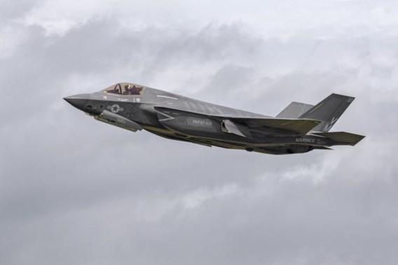 Frankrijk zegt F-35 de wacht aan