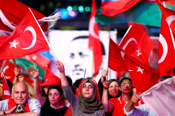 Turkse noodtoestand beëindigd, in de plaats komt strenge antiterreurwet