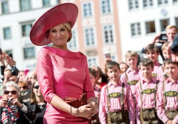 Koningin Máxima op Spaanse cover Vanity Fair