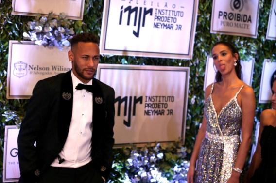 Neymar heeft geen plannen om PSG te verlaten