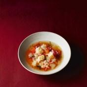 Broodsoep met tomaten en chilipeper uit Calabrië