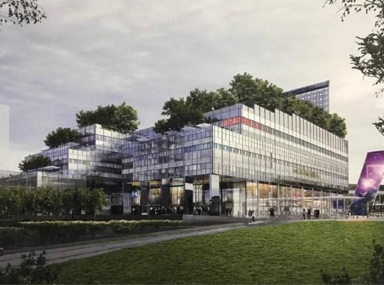 Jean Nouvel mag hotel en congrescentrum voor Neo bouwen