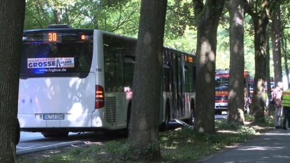 Negen gewonden bij mesaanval op bus in Duitsland