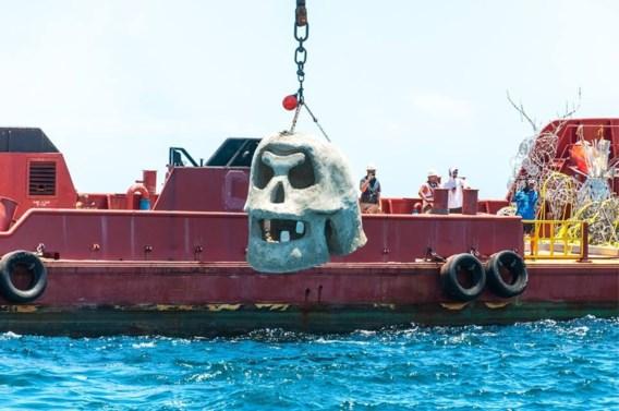 Onderwatermuseum voor kust van Florida geopend