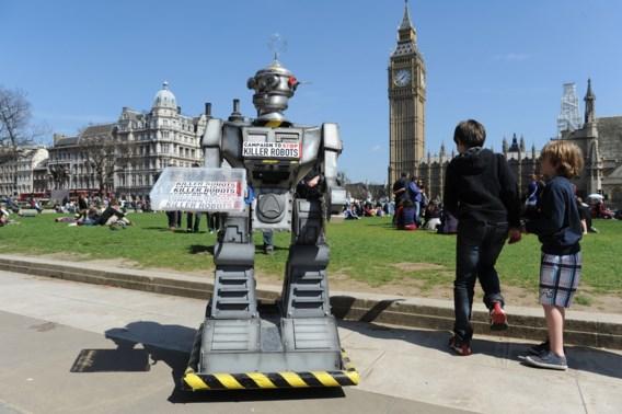 Experts vormen front tegen killerrobots