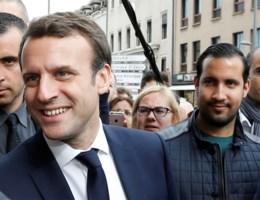 'Monsieur Sécurité' brengt president Macron in lastig parket