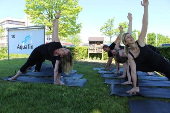 'Yoga versterkt in het leven én het werk'