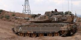 Israëlische tank bestookt militaire post van Hamas