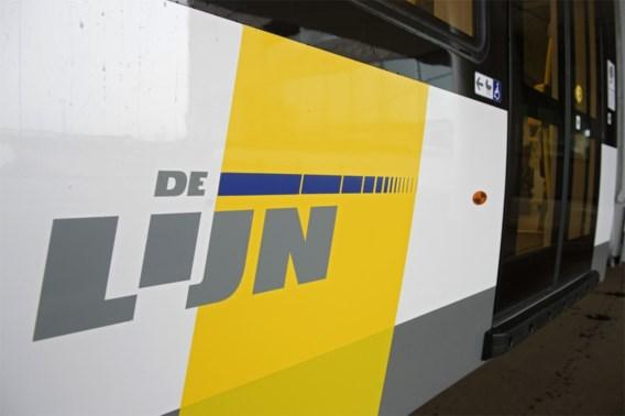 Tram rijdt in op brandweerwagen in Gent