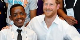 Prins Harry rekent op jeugd in strijd tegen aids