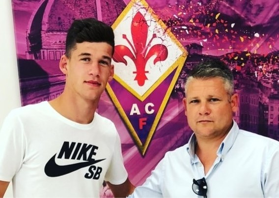 OHL verlengt contract van Jordy Gillekens en leent hem meteen uit aan… Fiorentina