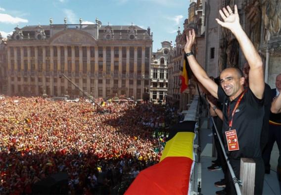 """Bondscoach Roberto Martinez door FIFA genomineerd voor """"Coach van het Jaar"""""""