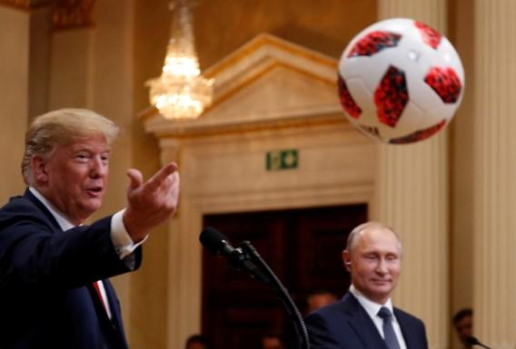 Trump: 'Rusland zal Democraten helpen bij volgende verkiezingen'