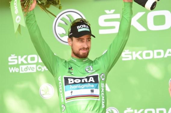 Nog vijf dagen Tour, maar Sagan is nu al zeker van groene trui: de nevenklassementen