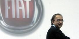 Fiat-redder Sergio Marchionne overleden