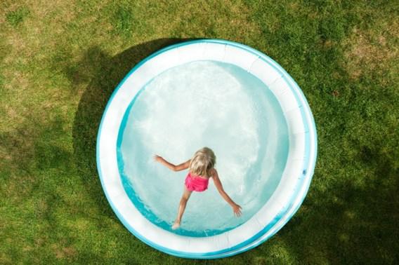 Hoeveel kost een douche nemen of een opblaasbaar zwembad vullen nu eigenlijk?