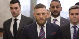 Conor McGregor moet cursus woedebeheersing volgen