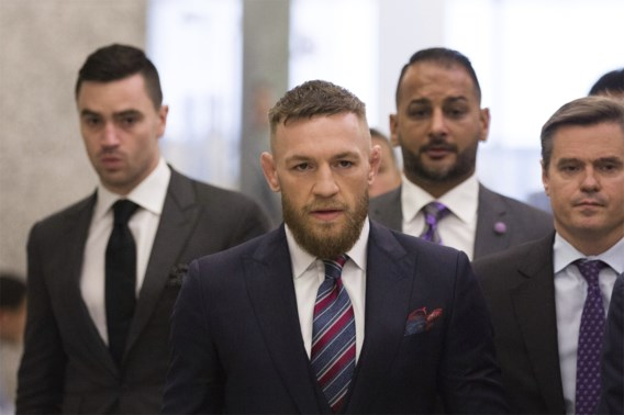 Conor McGregor heeft een agressieprobleem
