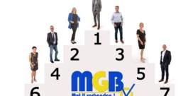 MGB stelt eerste deel van lijst voor
