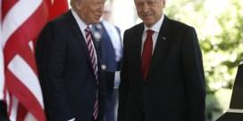 'Erdogan belazerde Trump met gevangenenruil'