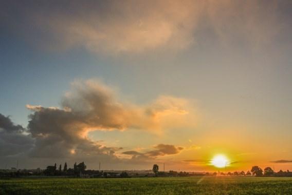 Ozonconcentraties dalen zaterdag naar normale waarden