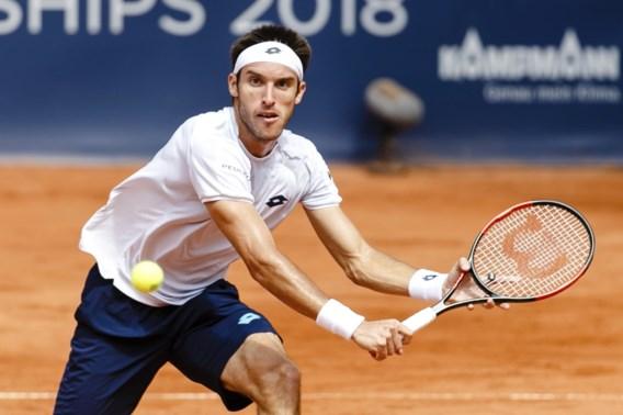Argentijn Mayer en Georgische qualifier Basilashvili spelen de finale op ATP-toernooi Hamburg