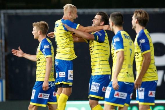 Zulte Waregem verliest dubbele voorsprong in slotfase tegen Waasland-Beveren
