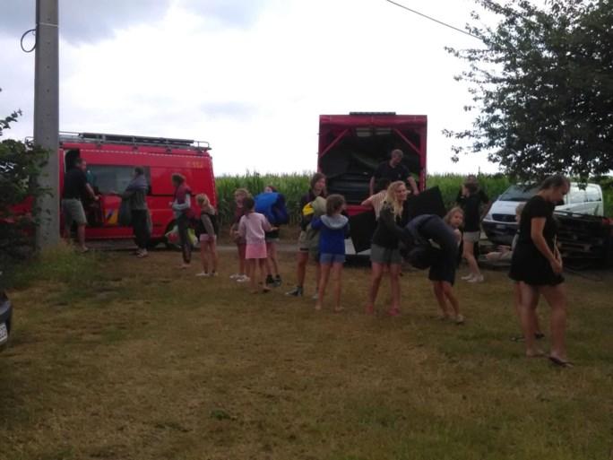 120 kinderen geëvacueerd van jeugdkamp na onweer