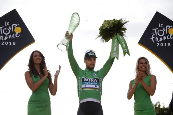Peter Sagan is maandag blikvanger in na-Tourcriterium van Aalst