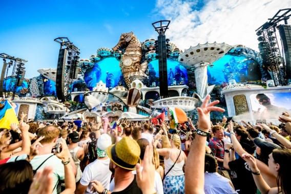 Meer interventies door Vlaamse Kruis op heet Tomorrowland