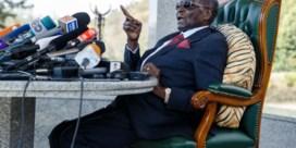 Ex-president steunt oppositie