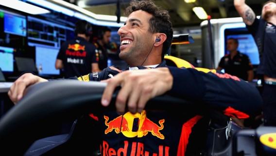 Daniel Ricciardo tijdens GP van Hongarije verkozen tot 'Driver of The Day'
