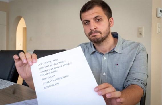 """SP.A-kandidaat met Turkse roots krijgt dreigbrief: """"Mijn mama is ongerust en belt me wel tien keer per dag"""""""