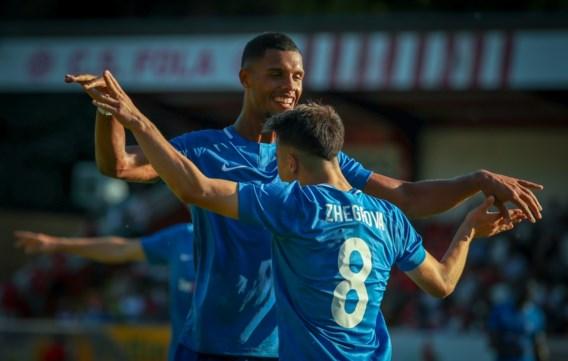 Racing Genk met sprekend gemak naar derde voorronde Europa League: 1-9 over twee wedstrijden