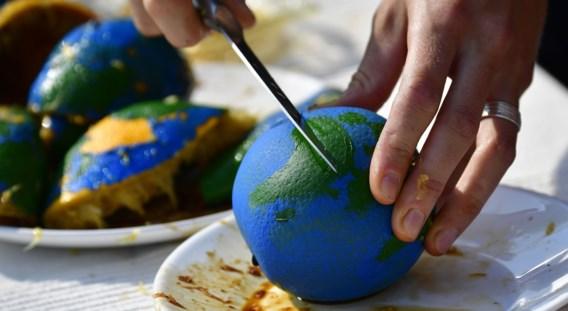 De aarde is nu al op: 'We hebben 1,7 aardbollen nodig'