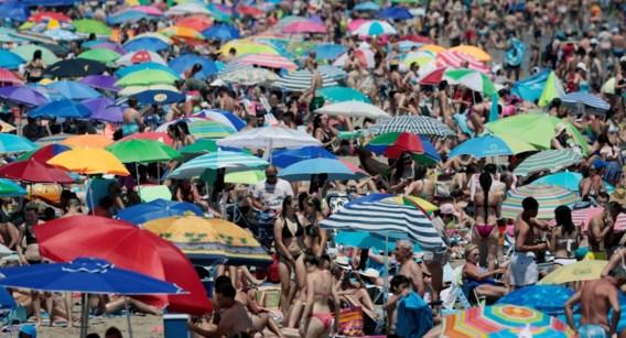 Spanje en Portugal kreunen pas echt onder de hitte