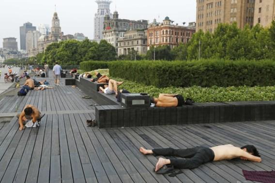 Dodelijke hittegolven bedreigen China