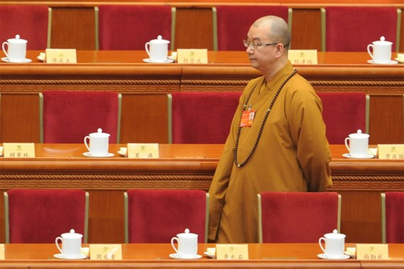 Chinese monnik beschuldigd van verkrachten nonnen