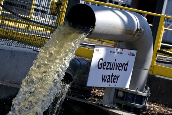 Watersector slaat alarm: 'Vlaams watersysteem dreigt het te begeven'