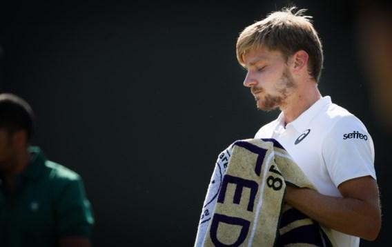 David Goffin wint voor het eerst in twee maanden nog eens een match