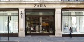 Zara levert thuis vanuit winkels