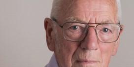 87-jarige Florent De Wijngaert geeft niet op