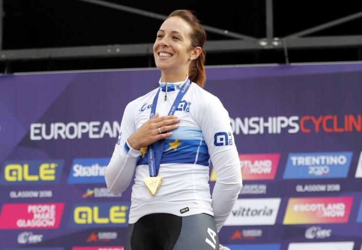Italiaanse Bastianelli verovert EK-goud in de wegrit bij de vrouwen