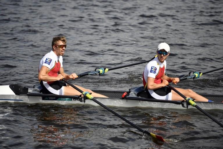 """Tim Brys en Niels Van Zandweghe eindigen vierde op EK: """"Onze beste jaren moeten nog komen"""""""