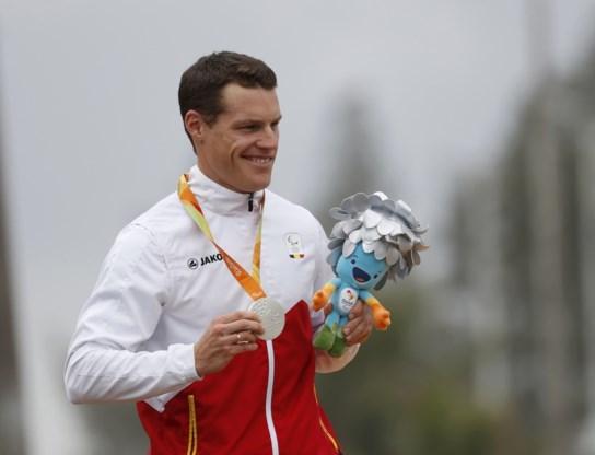 Belgë aan het feest op WK paracycling: Kris Bosmans pakt goud, brons voor Louis Clincke
