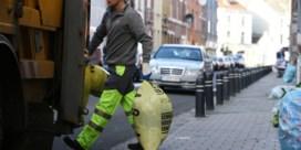 Gents vuilnis blijft staan: 'Zet geen nieuwe zakken buiten'