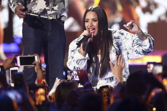 Demi Lovato openhartig over verslaving: 'Ik zal blijven vechten'