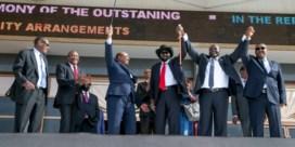 Aartsvijanden sluiten vrede in Zuid-Sudan