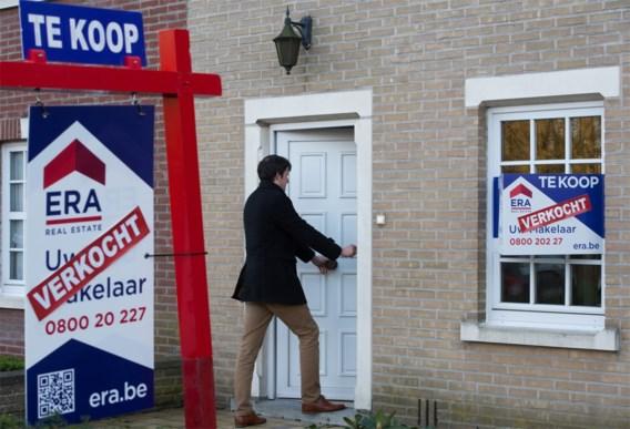 ING België voorspelt 'lichte correctie' op vastgoedmarkt