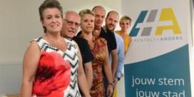 HA! is nieuwe politieke beweging in Herentals